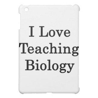 Amo el enseñar de biología