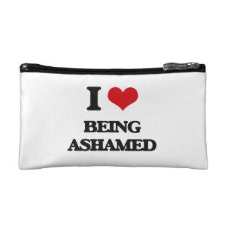 Amo el estar avergonzado