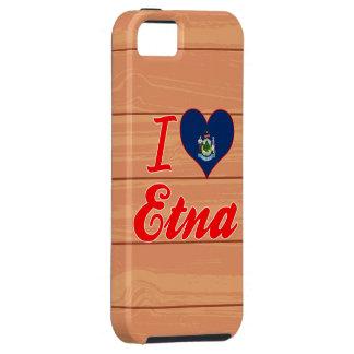 Amo el Etna, Maine iPhone 5 Fundas