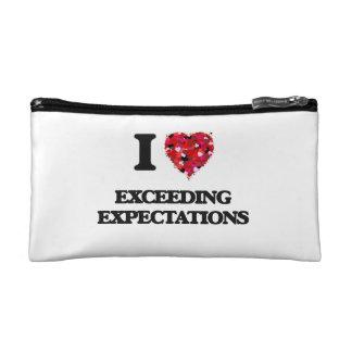 Amo el exceder de expectativas