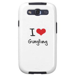 Amo el expressar con gorjeos samsung galaxy s3 protectores