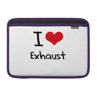 Amo el extractor fundas MacBook