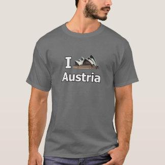 Amo el fall turístico de Austria Playera