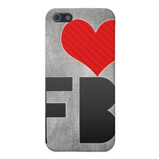 Amo el FB iPhone 5 Cobertura