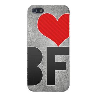 Amo el FB iPhone 5 Carcasa