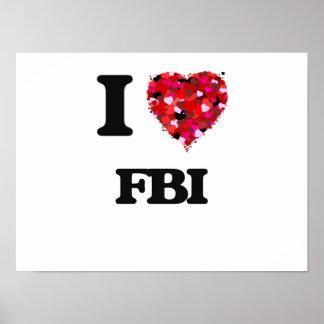 Amo el Fbi Póster