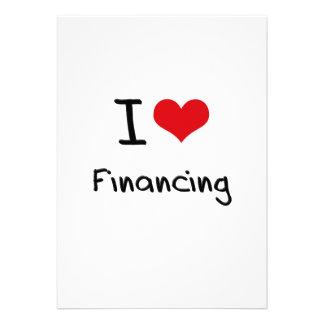 Amo el financiar anuncio personalizado