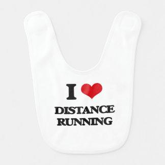 Amo el funcionamiento de la distancia babero