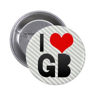 Amo el GB Pins