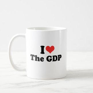 AMO EL GDP - PNG TAZA DE CAFÉ