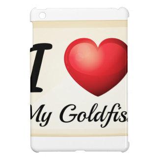 Amo el goldfish