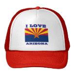 Amo el gorra de Arizona