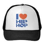 Amo el gorra de Hip Hop