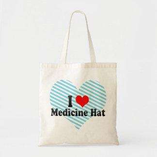 Amo el gorra de la medicina, Canadá Bolsas