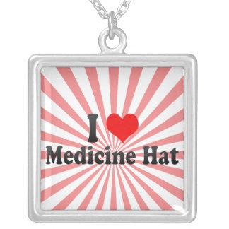 Amo el gorra de la medicina, Canadá Collar
