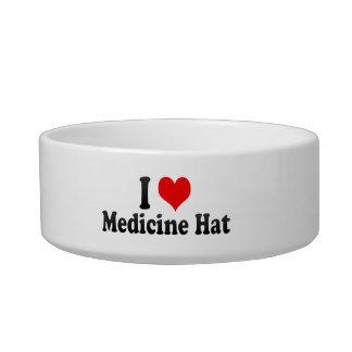 Amo el gorra de la medicina, Canadá Boles Para Gatos