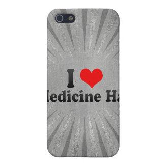 Amo el gorra de la medicina, Canadá iPhone 5 Cárcasas