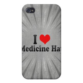 Amo el gorra de la medicina, Canadá iPhone 4 Cobertura