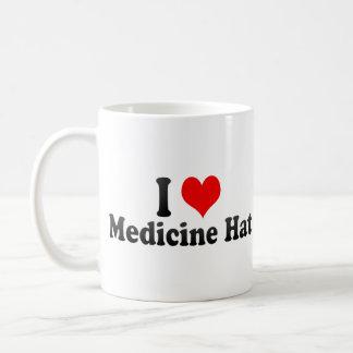 Amo el gorra de la medicina, Canadá Taza