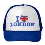 Amo el gorra de Londres