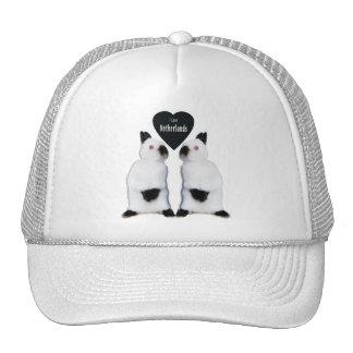 Amo el gorra de los enanos de Netherland
