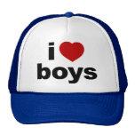 Amo el gorra de los muchachos