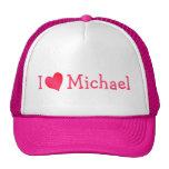 Amo el gorra de Michael