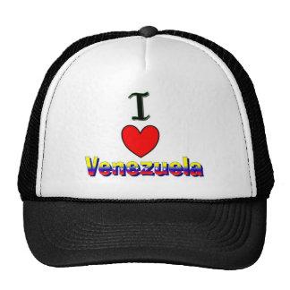 Amo el gorra de Venezuela