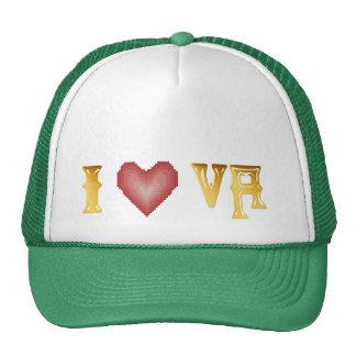Amo el gorra de VIRGINIA