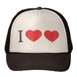 Amo el gorra del amor