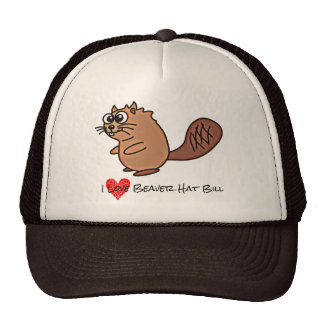 Amo el gorra del camionero de Bill del gorra del c