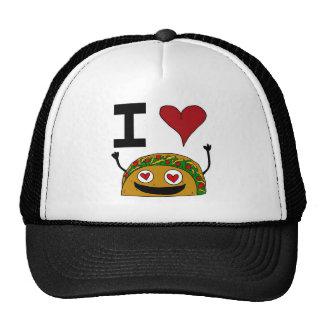 Amo el gorra del camionero del Taco