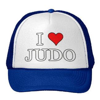 Amo el gorra del judo
