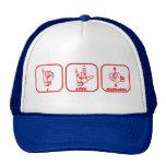 Amo el gorra del lenguaje de signos de Handjobs