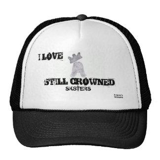 Amo el gorra INMÓVIL de CROWNED