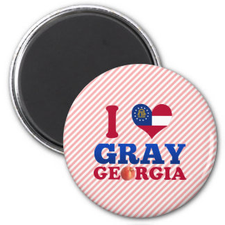 Amo el gris, Georgia Imán
