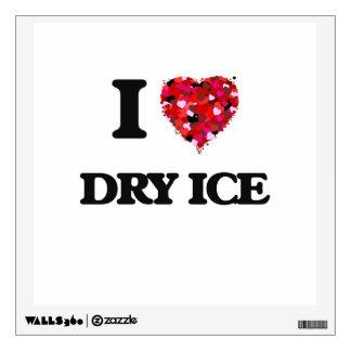Amo el hielo seco