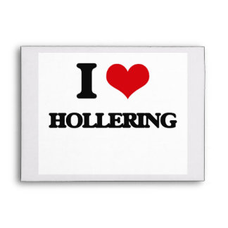 Amo el Hollering