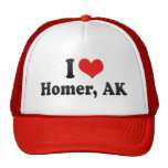 Amo el home run, AK Gorras De Camionero