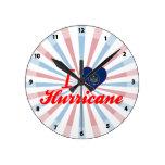 Amo el huracán, Utah Reloj
