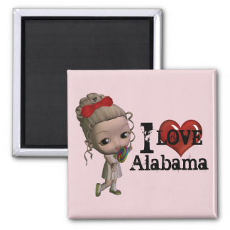 Amo el imán de Alabama