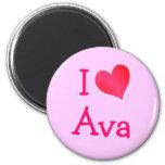 Amo el imán de Ava