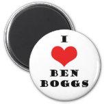 Amo el imán de Ben Boggs