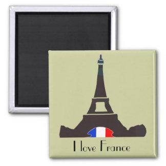 Amo el imán de Francia