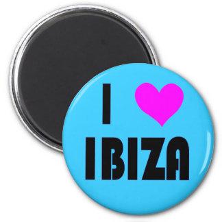 Amo el imán de Ibiza