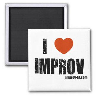 Amo el imán de Improv