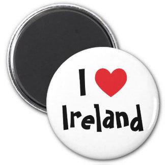 Amo el imán de Irlanda