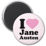 Amo el imán de Jane Austen