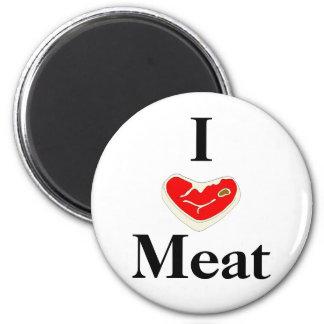 Amo el imán de la carne