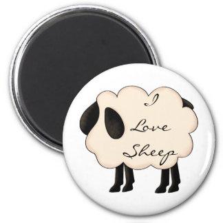 Amo el imán de las ovejas